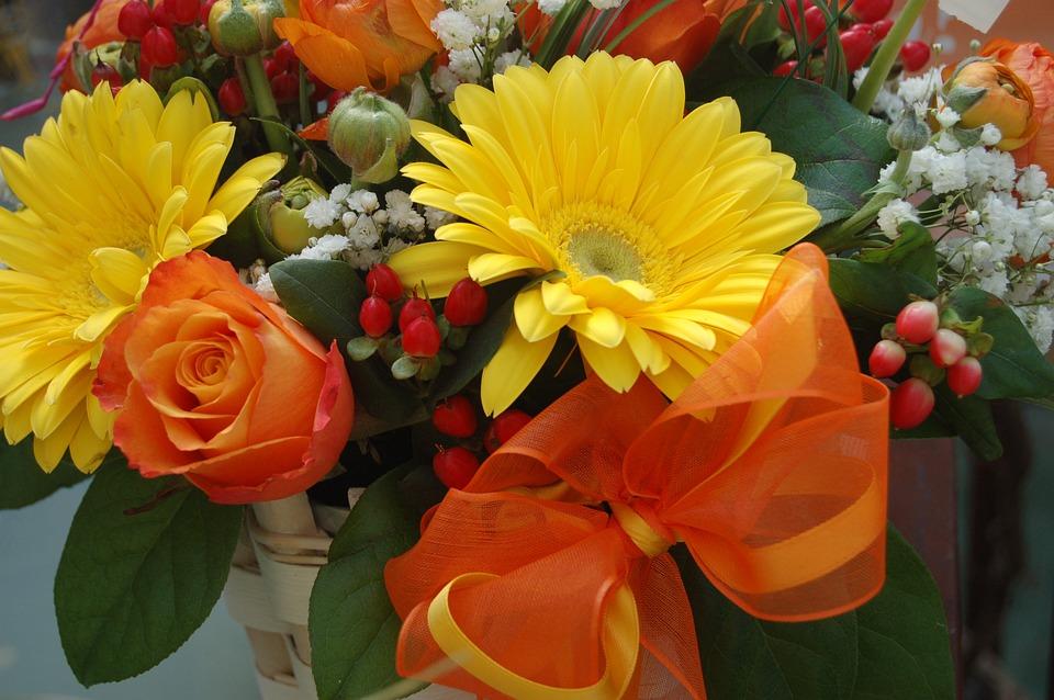 Flower, Bouquet De Fleurs, Nature, Floral, Bouquet