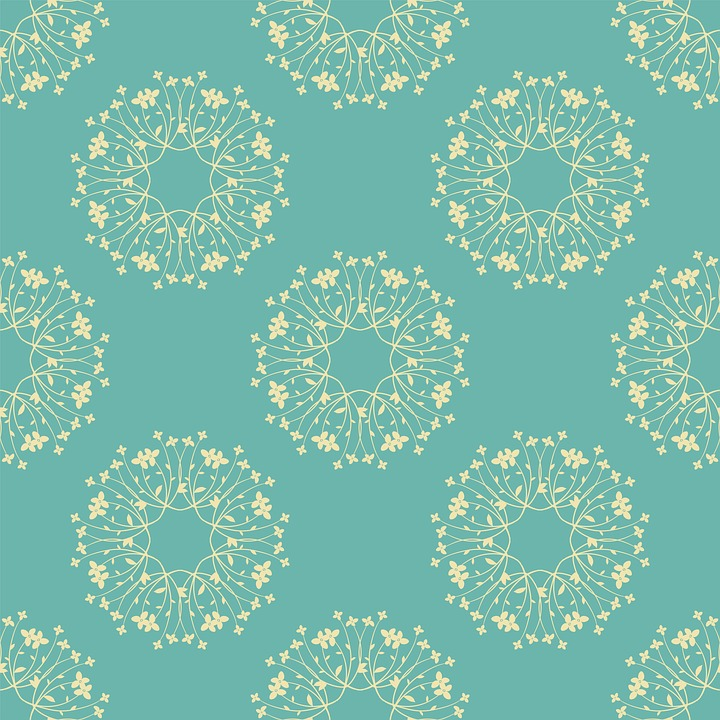 Floral, Vintage, Royal, Frame, Pattern, Ornament