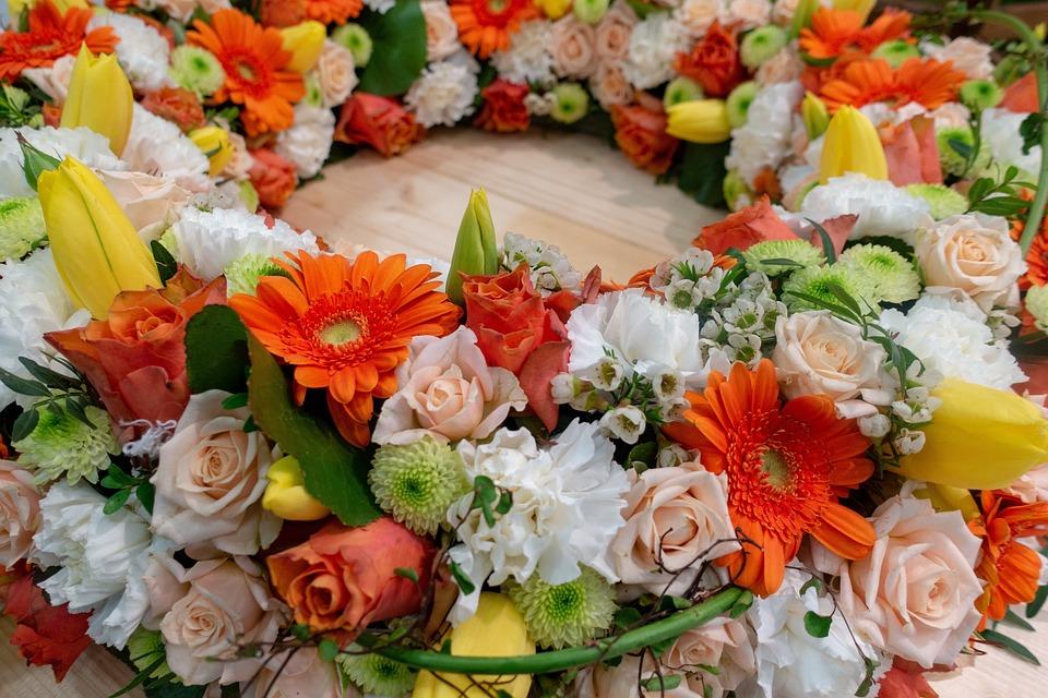 Flower, Floral Wreath, Celebration, Spring, Decoration