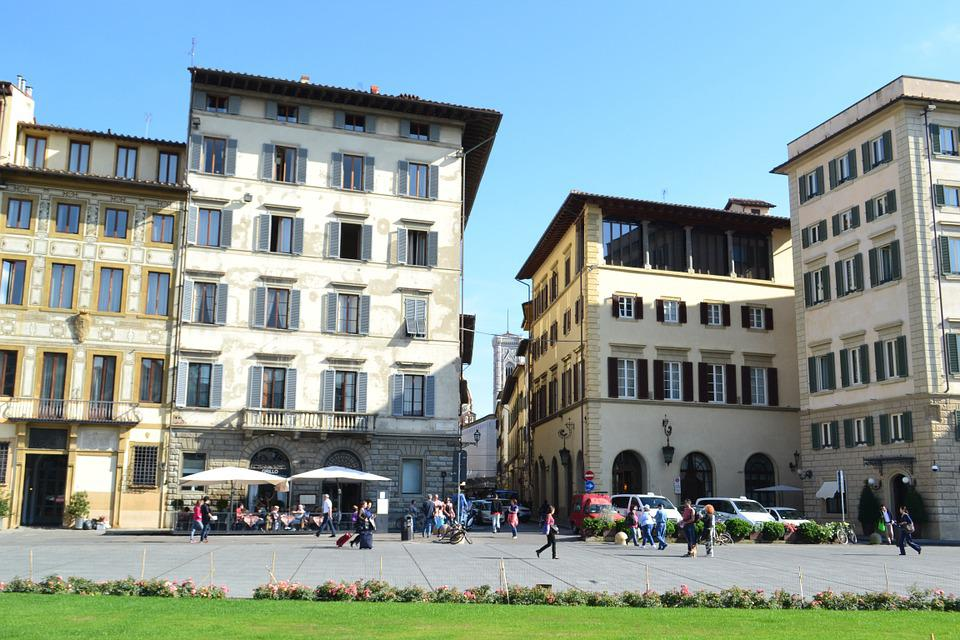 Florence, Italy, Place, Houses