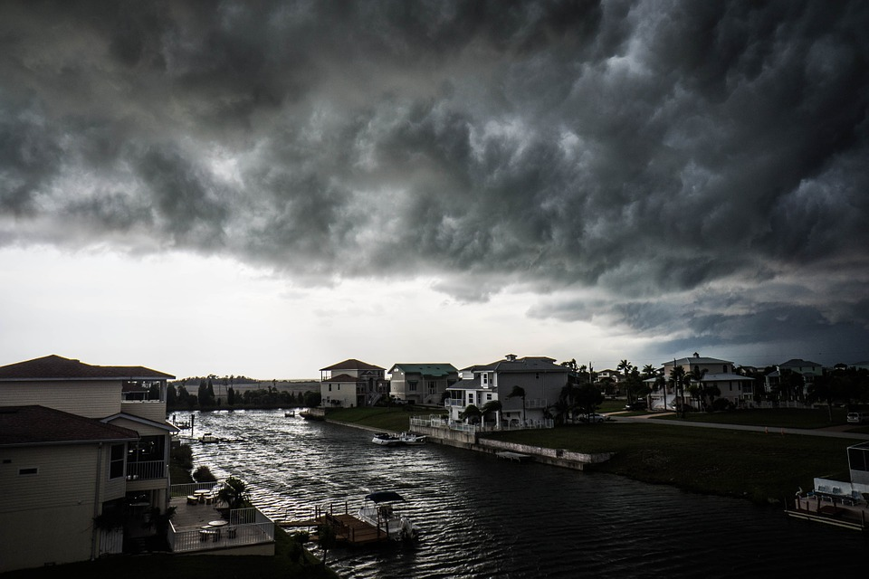Storm, Florida, Clouds, Nature, Weather, Landscape