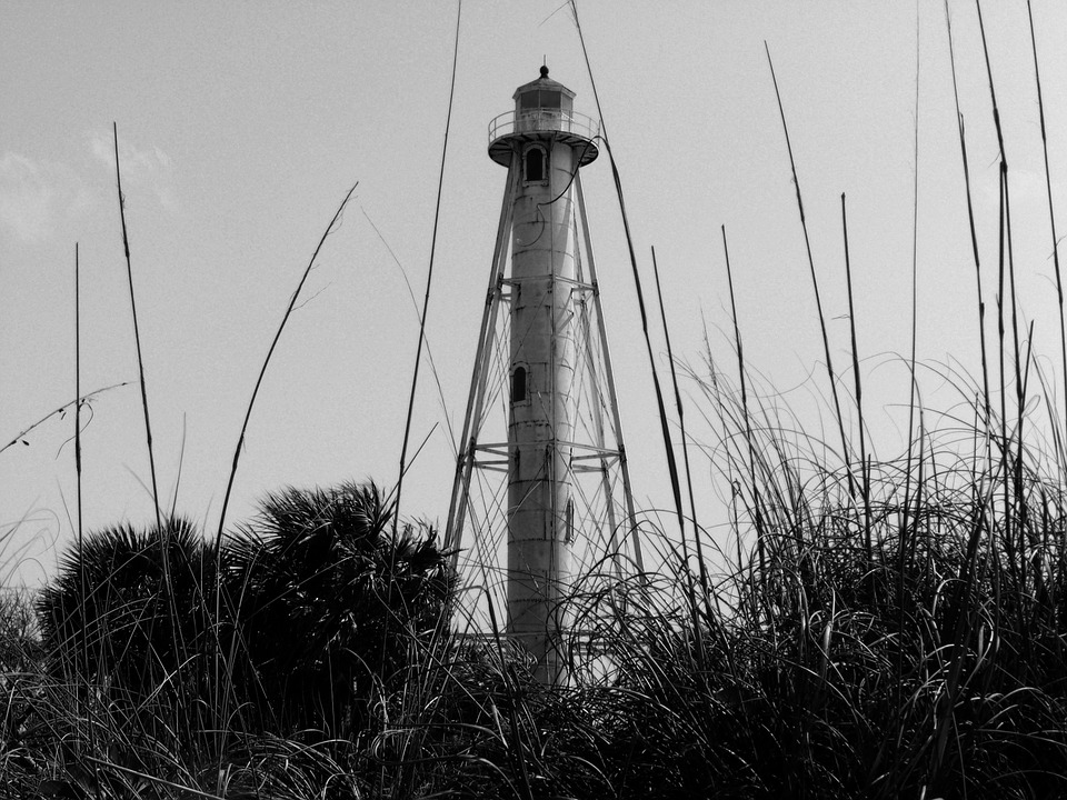 Rear Range Lighthouse, Boca Grande, Florida, Lighthouse