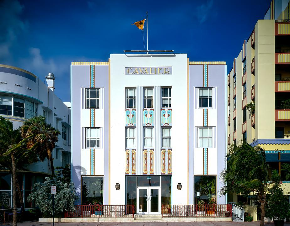 Miami Beach, Florida, City, Urban, Cavalier Hotel