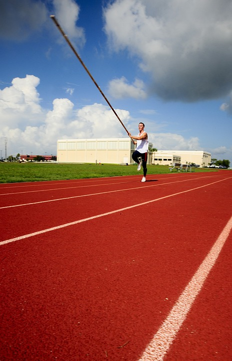 Tampa, Florida, Pole Vault, Man, Vaulting, Athlete