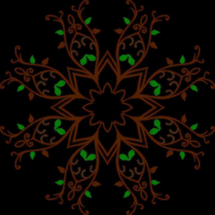 Flourish, Vines, Leaves, Leaf, Decorative, Ornamental