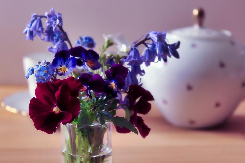Flowers, Vase, Floral Arrangement, Flower Arrangement