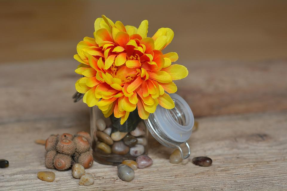 Flower, Art Flower, Fabric Flower, Blossom, Bloom