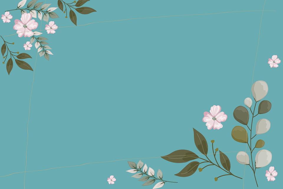 Background, Flower, Minimalist, Minimalism, Decor