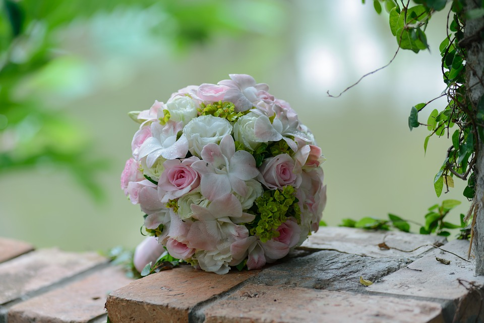 Wedding Flowers, Flower Bride, Wedding Day, Flower