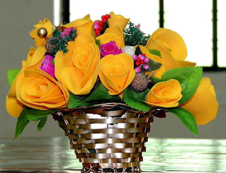 Bouquet, Dry Flowers, Decoration, Dry, Floral, Flower