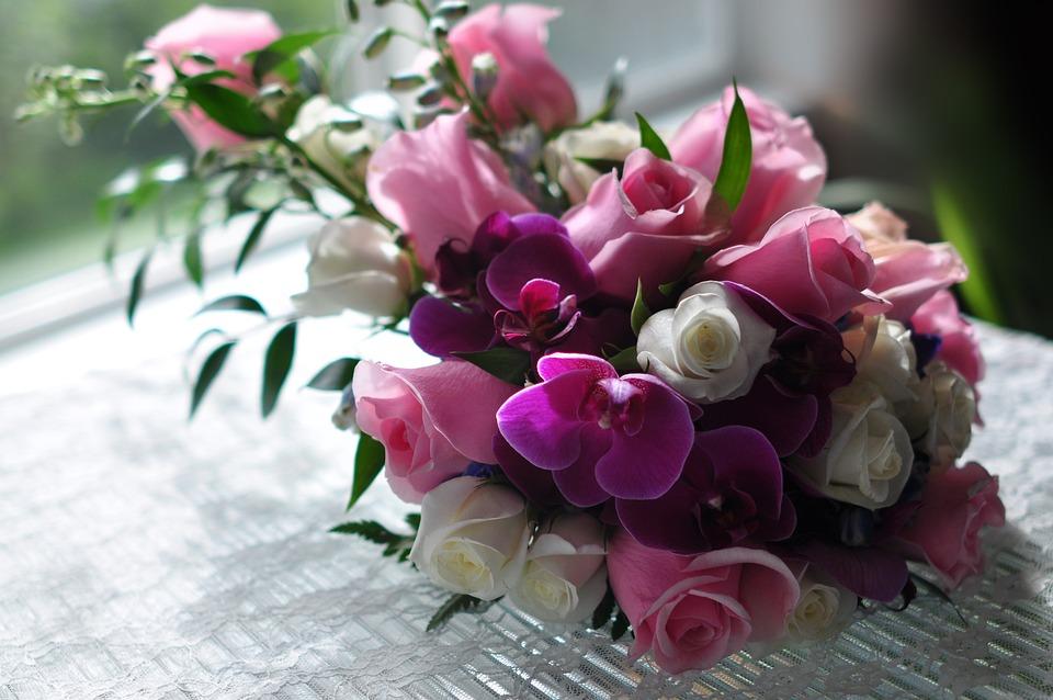 Flower, Nature, Bouquet, Floral, Flora, Rose, Leaf