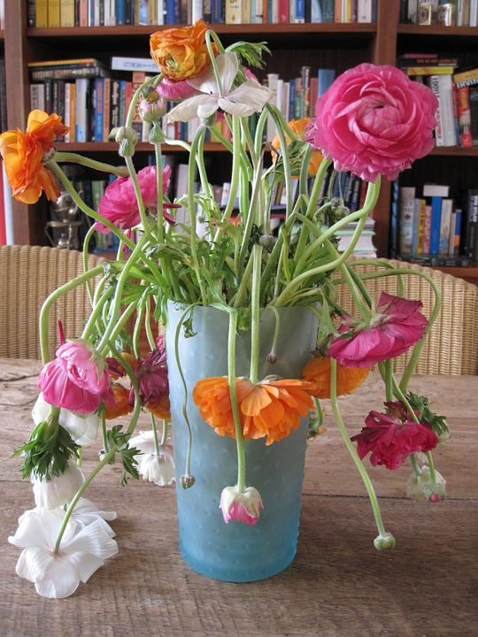 Flowers, Vase, Perish, Slap, Flower, Art