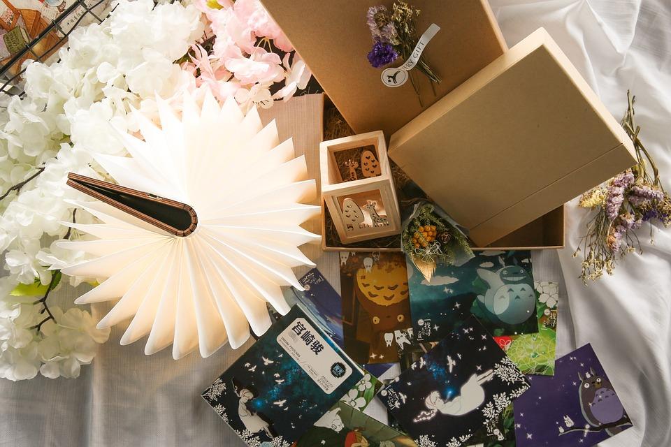 Packaging, Flower, Gift