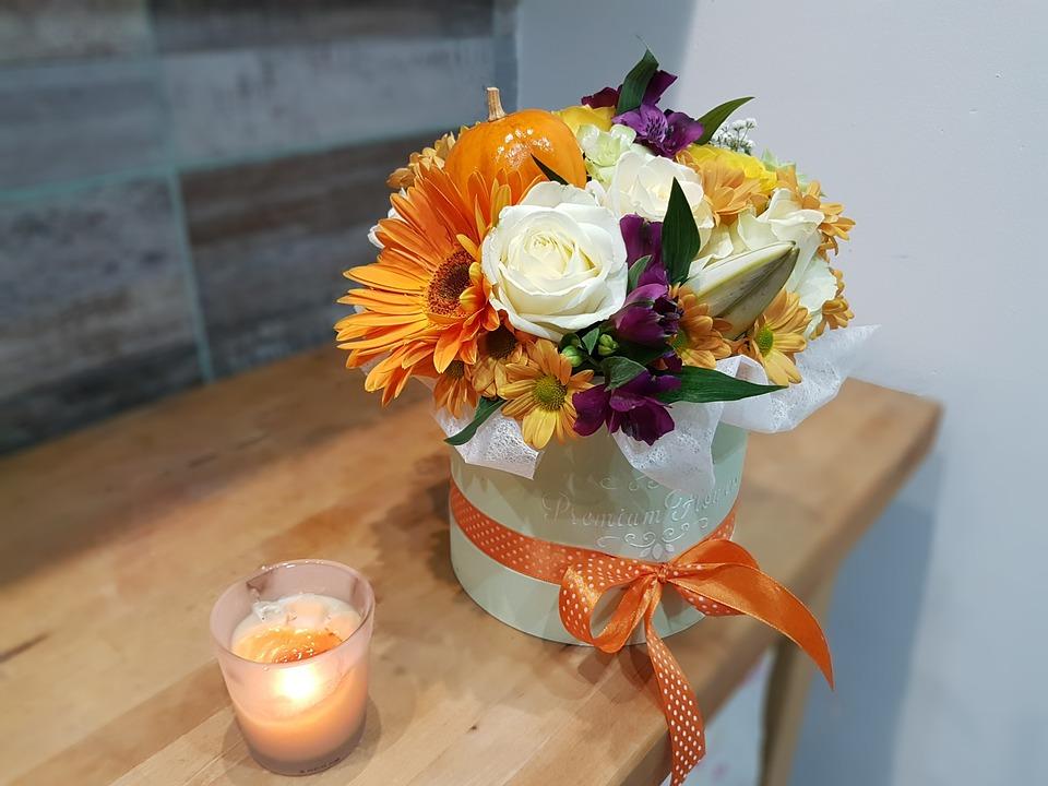 Flower Box, Flower Shop, Flower Bouquet, Flowers