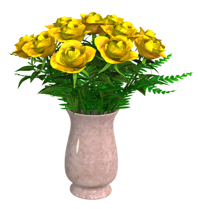 Free Photo Flower Vase Arrangement Vase Bouquet Flowers Max Pixel