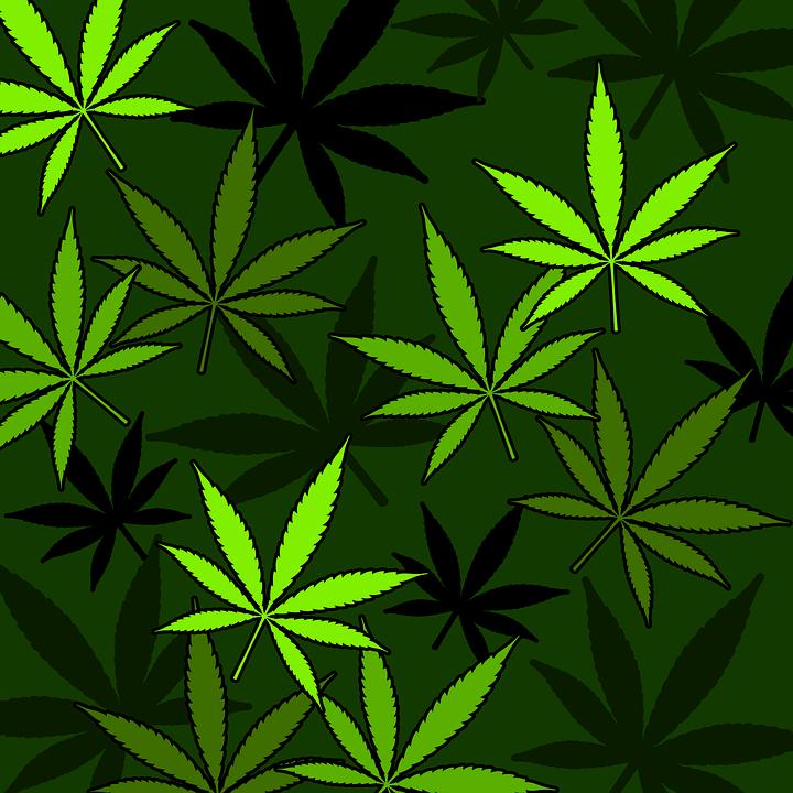 Walpaper, Marihuana, Flower