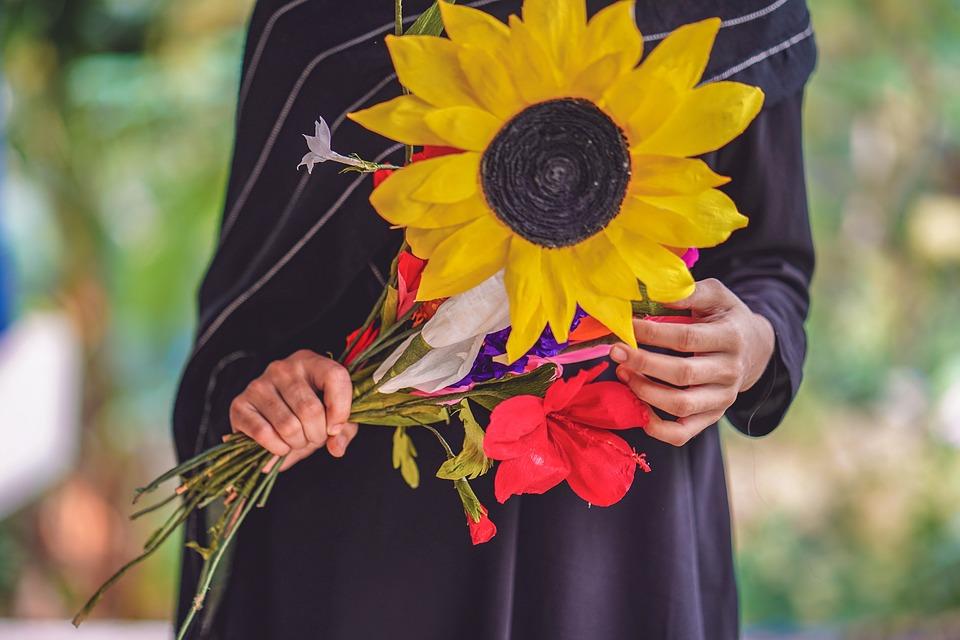 Wedding, Wedding Ring, Bride, Flower, Women
