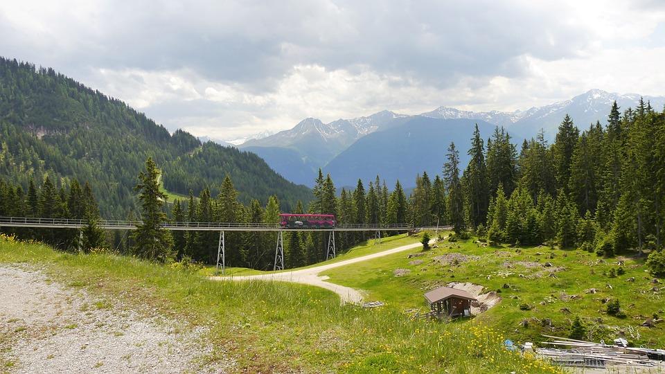 Austria, Nature, Mountains, Landscape, Green, Flowers
