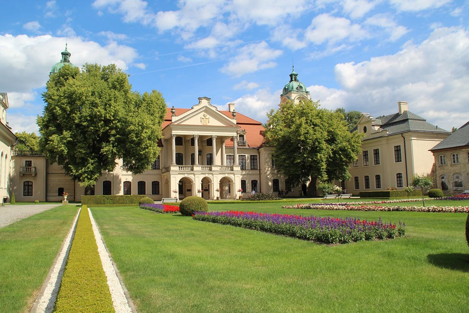 The Palace, Flowers, Garden, Tourism, Tree, Nature