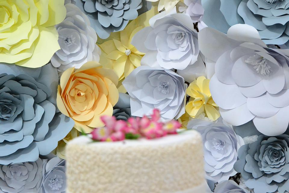 Flowers, Decoration, Cake, Ornamental