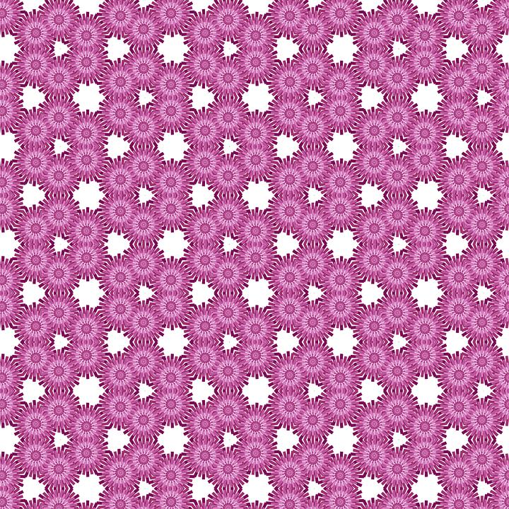 Pattern, Flowers, Chrysanthemums, Flower Pattern