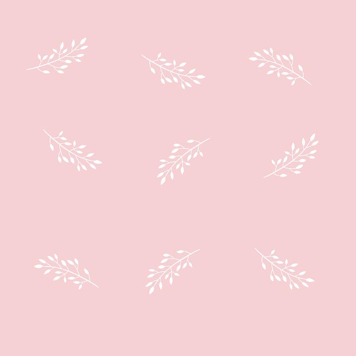 Floral, Flowers, Spring, Flora, Summer, Pink, Pattern