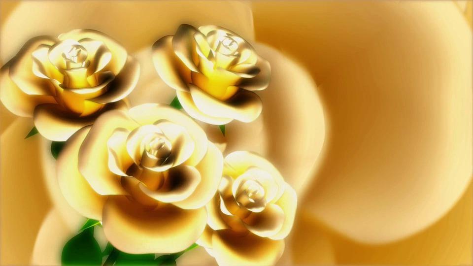Roses, Flowers, Plant, Love, Romance, Valentine