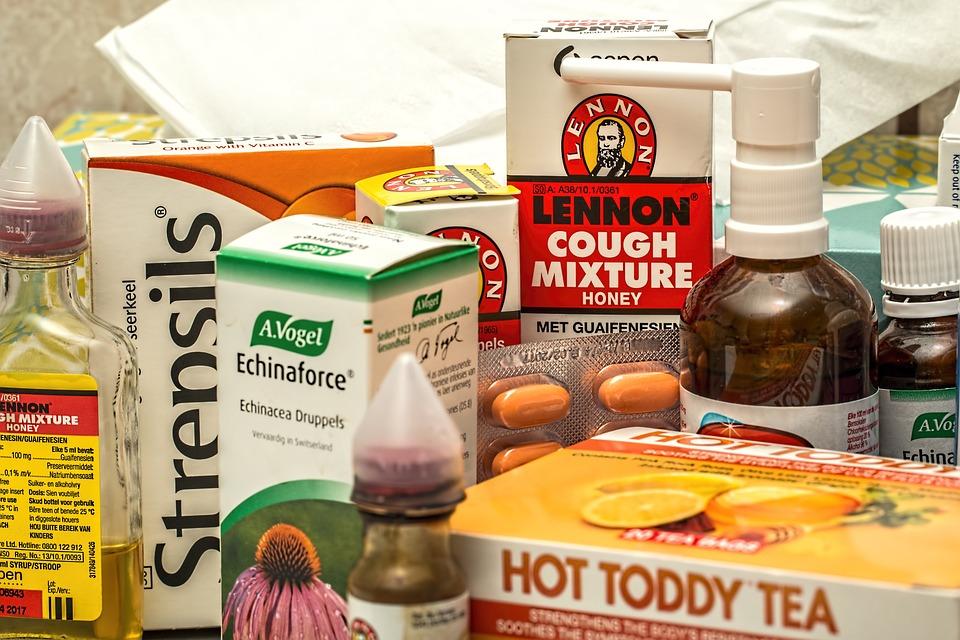 Flu, Influenza, Cold, Virus, Sick, Illness, Ill