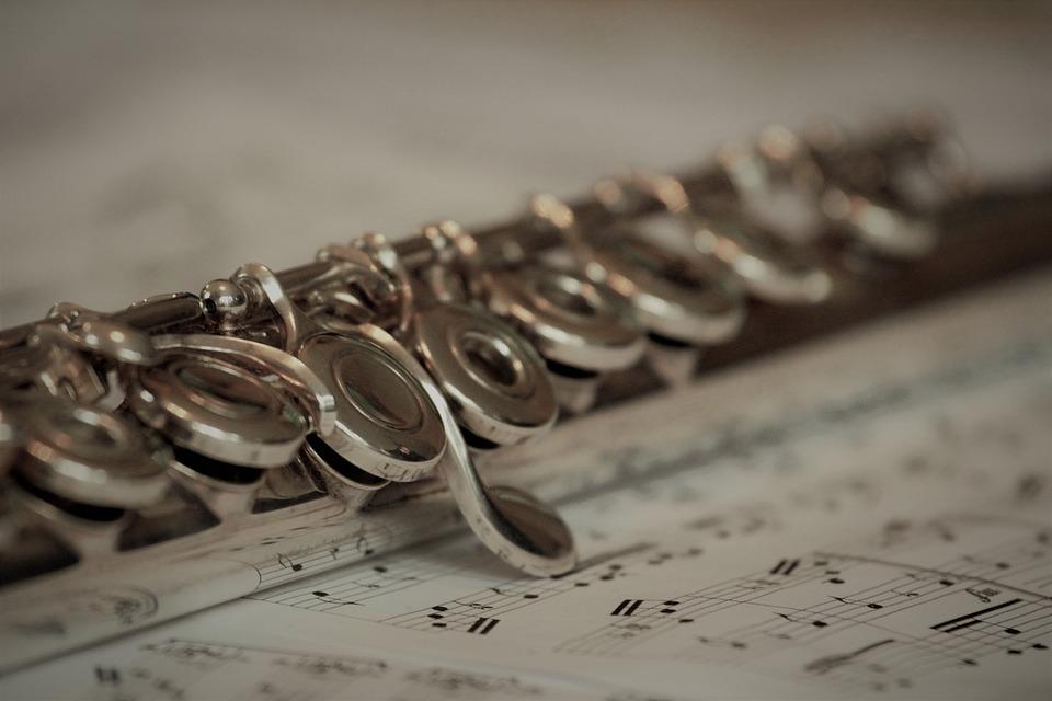Music, Flute, Classic, Musical Instrument, Instrument