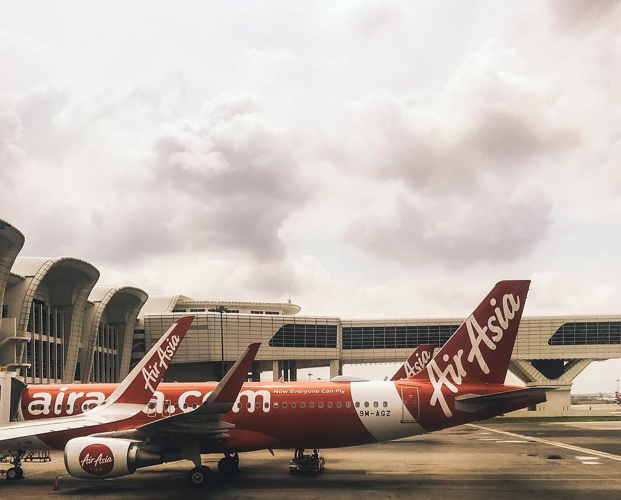 Airplane, Malaysia, Aviation, Terminal, Fly, Flight