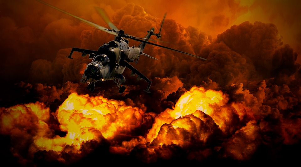War, Helicopter, Military, Defense, Army, Fly, Aircraft