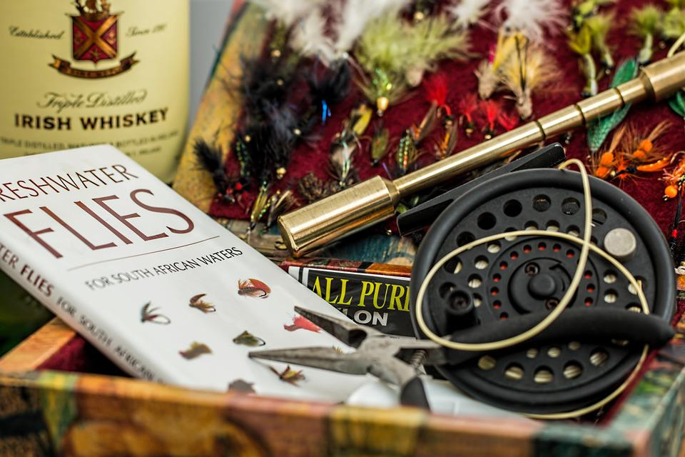 Fly Fishing, Fishing, Reel, Hobby, Pastime, Relaxation