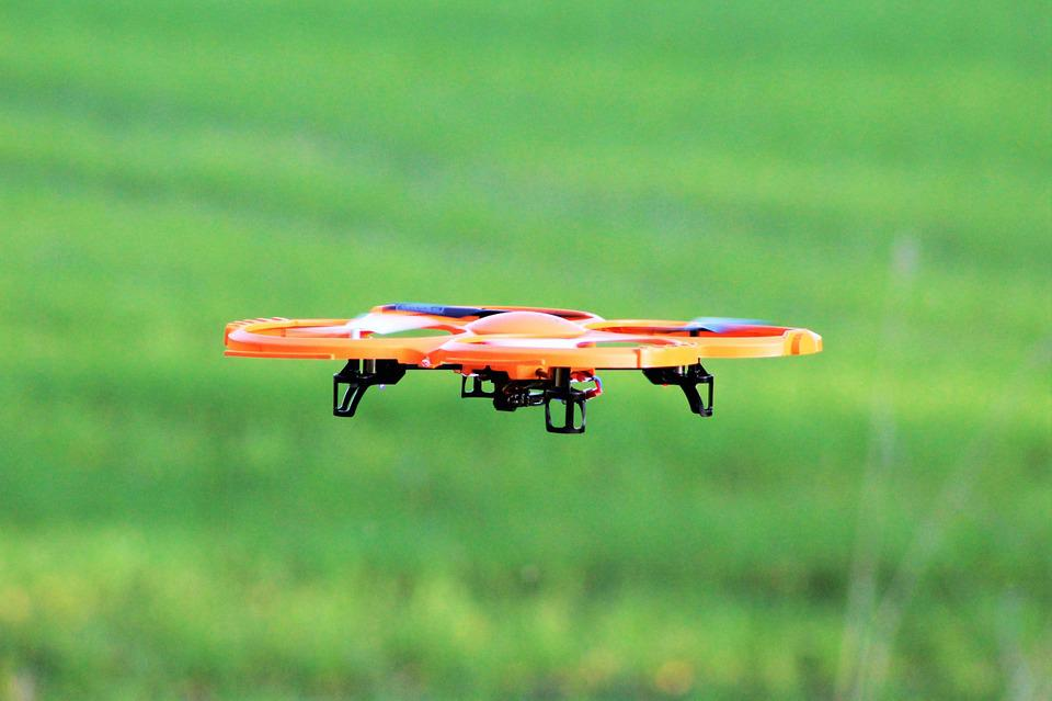 Drone, Flight, Fly, Rotor, Aircraft