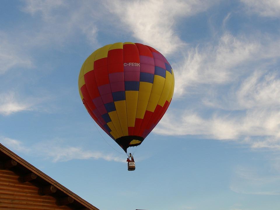 Balloon, Hot, Air, Sky, Travel, Adventure, Fly