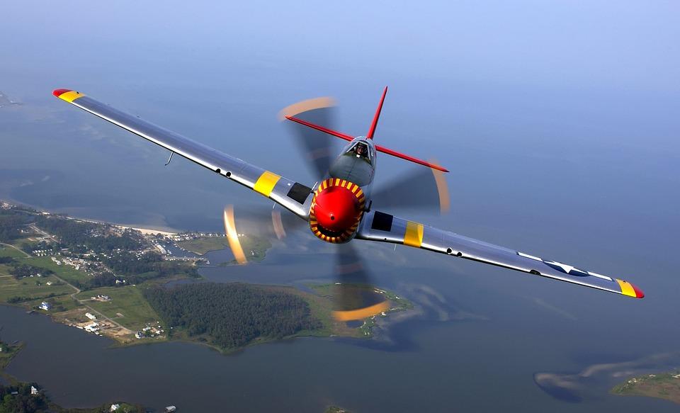 Aircraft, Propeller Plane, Propeller, Pilot, Fly