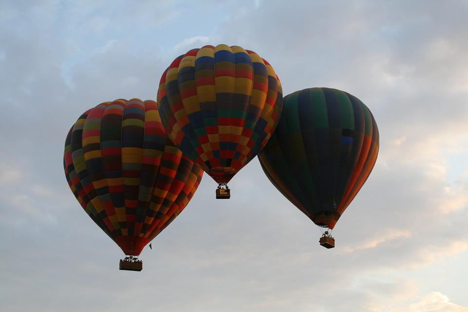 Balloon, Flying, Sky, Freedom, Joy