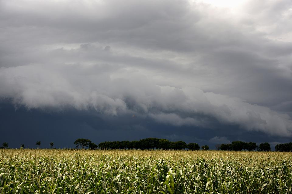 Storm Clouds Rain