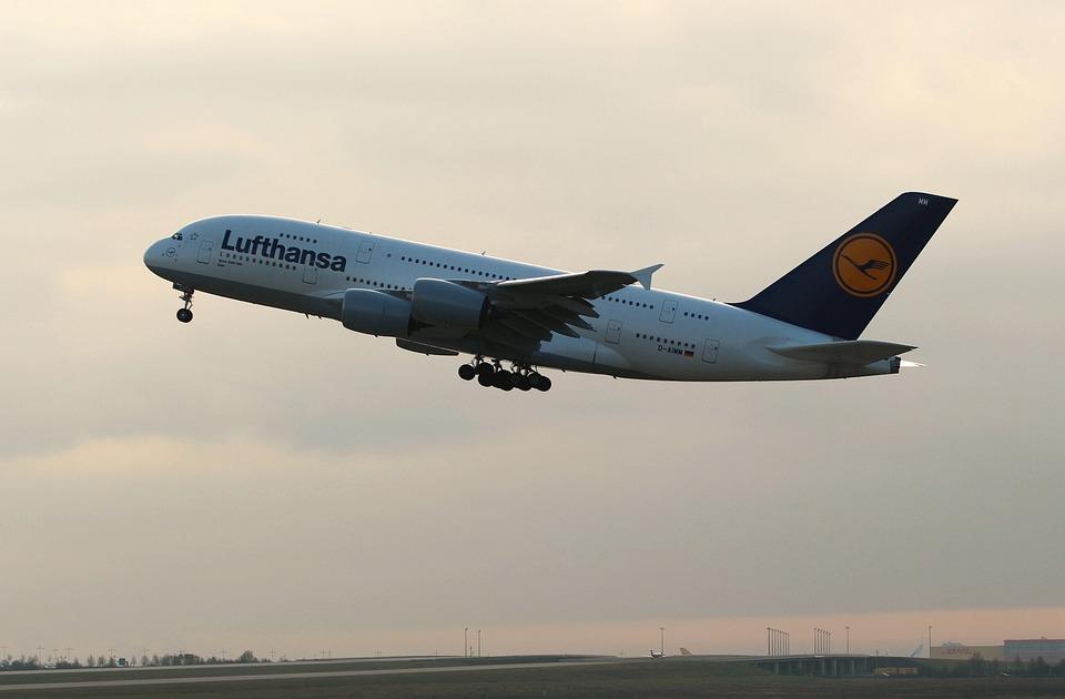 Lufthansa, Aircraft, Travel, Airport, Aviation, Flying