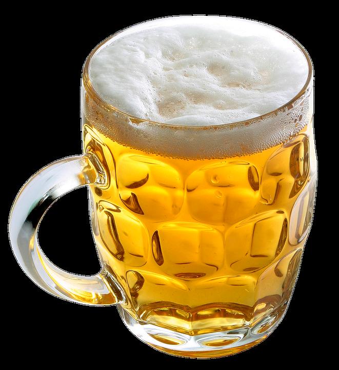 Beer, Beer Mug, Foam, The Thirst, Binge, Drinks