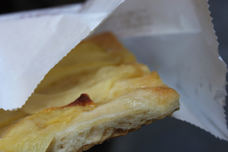 Focaccia, Food, Lunch, Eat