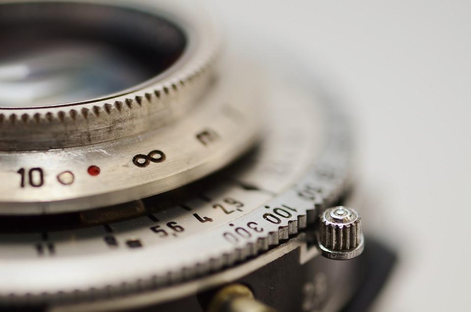 Lens, Shutter, Aperture, Infinity, Focus, Vintage