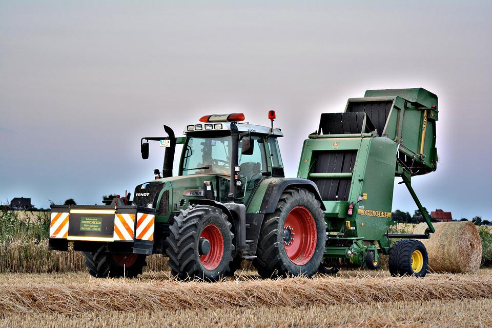 Fokke Meyer, Wage Operating, Agriculture
