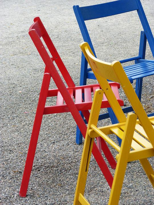 Genial Chairs, Colors, Folding Chairs, Sit