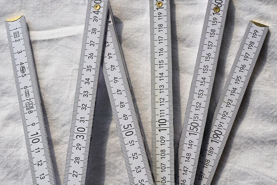 Folding Rule, Measure, Craft, Meter, Exactly