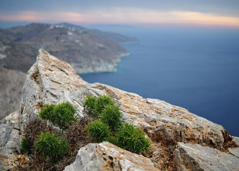 Folegandros, Cyclades, Mediterranean, Greece, Island