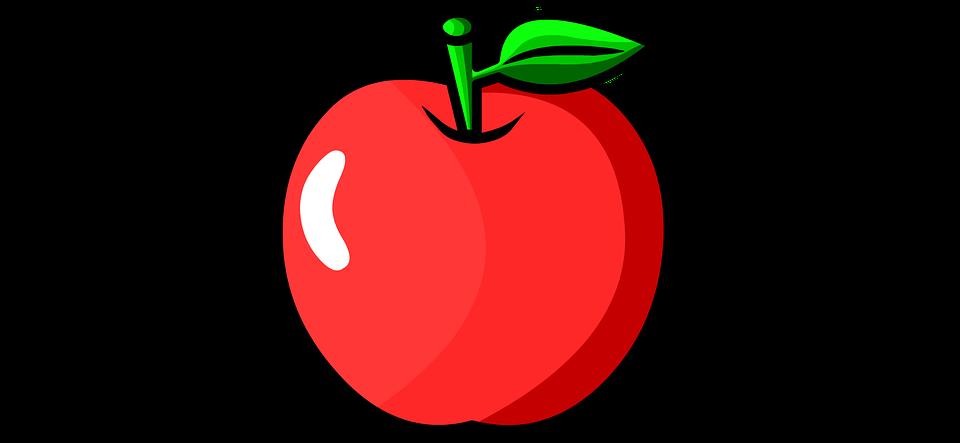 Apple, Red, Food