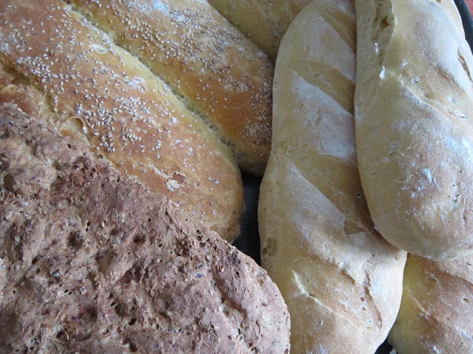 Bread, Breads, Baked Goods, Food, Bake Bread