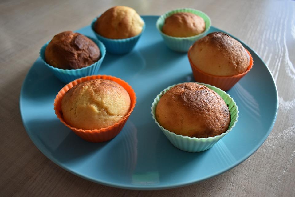 Dessert, Food, Baking, Cupcakes, Cupcake