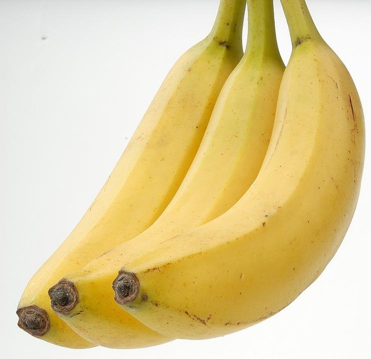 Banana, Fruit, Food, Healthy, Desserts, Vegetables