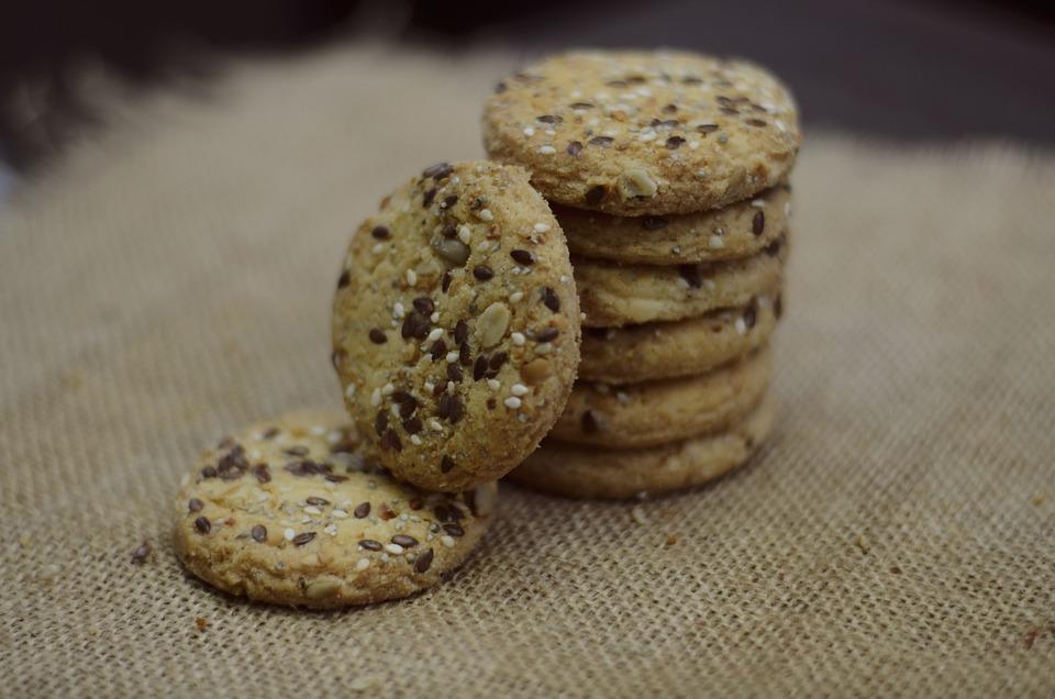 Biscuit, Cookies, Food, Dessert, Postcard, Biscuits